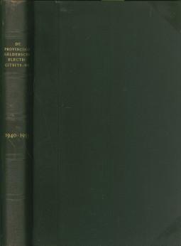 - Geschiedenis van de Provinciale Geldersche Electriciteitsmaatschappij 1940 - 1955