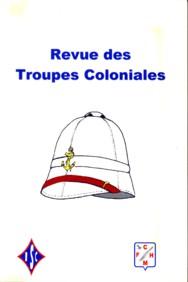 - Revue des Troupes Coloniales. Table des matières