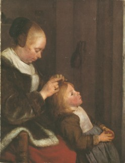 - Gerard ter Borch. Zwolle 1617 - Deventer 1681