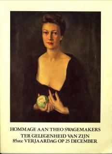 - Hommage aan Theo Swagemakers ter gelegenheid van zijn 85ste verjaardag op 25 december