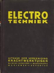 - Electrotechniek. Handleiding voor het electrisch bedrijf