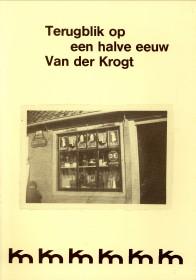 - Terugblik op een halve eeuw Van der Krogt