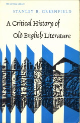 A critical history of old E...