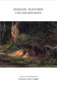 - Gemälde, Ölstudien und Zeichnungen