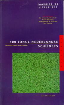 - 100 Jonge Nederlandse schilders Jaargids 93