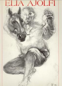 AJOLFI, ELIA - Elia Ajolfi. Disegni 1986 - 1989