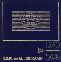- Koninklijke Watersport Vereniging 'De Kaag', 1910-1985