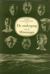 Afbeelding van tweedehands boek: ZUYDVEEN, HANS VAN-De ondergang van de Mississippi