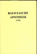 - Bataviasche Apotheek (1746)
