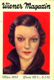 - Wiener Magazin, IX Jahrgang, No. 3, März 1935