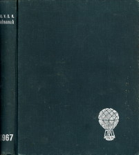 - Almanak 1967 der Utrechtsche Vrouwelijke Studenten Vereeniging