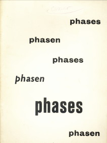 N/A - Phases, Phasen