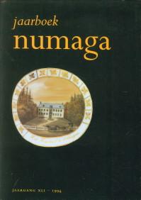 - Jaarboek Numaga. Gewijd aan heden en verleden van Nijmegen en omgeving. Deel XLI - 1994