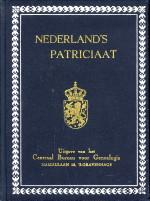 - Nederland's Patriciaat. Genealogieën van vooraanstaande geslachten. 58e Jaargang 1972