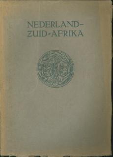 - Nederland-Zuid-Afrika. Gedenkboek uitgegeven door de Nederlandsch Zuid-Afrikaansche Vereeniging bij gelegenheid van haar vijftigjarig bestaan 1881 - 1931