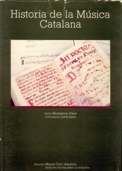 MONTSERRAT ALBET - Historia de ma Musica Catalana