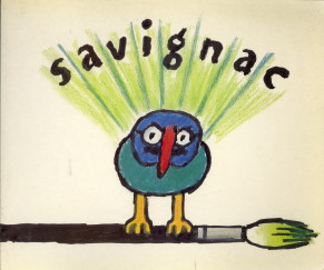 - Savignac au Musée de l'Affiche du 10 février au 30 avril 1982