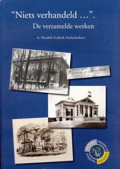AMBACHTSHEER, IR. HENDRIK FREDERI -