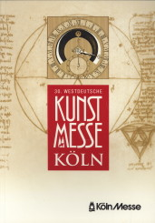 - 30. Westdeutsche Kunstmesse International Köln 1999 Katalog.