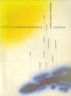 - Correspondentie Europa correspondence Europe