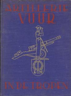 - Artillerievuur in de tropen. Het boek met zijn herinneringen aan het 8e Regiment Veldartillerie ingedeeld bij de 3e Inf. Brig.Gr. - C Divisie