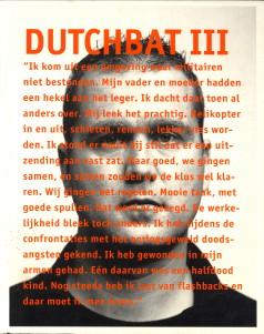 Afbeelding van tweedehands boek: KEURIS, FRISO (INTERVIEWS)-Dutchbat III, getuignissen na  Srebenica