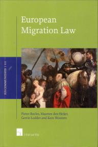 Afbeelding van tweedehands boek: BOELES, PIETER / HIJER, MAARTEN DEN / LODDER, GERRIE / WOUTERS, KEES-European Migration Law