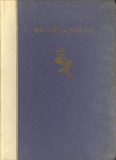 Afbeelding van tweedehands boek: KUNST, J.F-Melati en Rotan. Gedichten