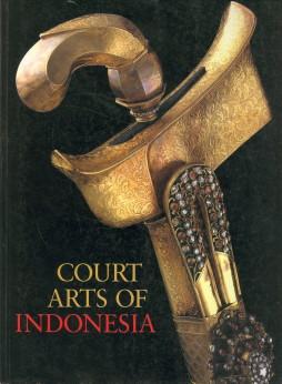Afbeelding van tweedehands boek: JESSUP, HELEN IBBITSON-Court arts of Indonesia