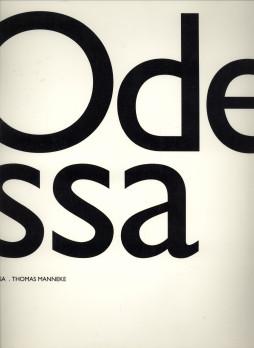 Afbeelding van tweedehands boek: MANNEKE, THOMAS-Odessa 6 April 2007 - 18 June 2007