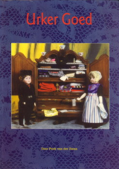 Afbeelding van tweedehands boek: ZWAN, PUCK VAN DER -Urker Goed. Urker klederdracht anno 1997. Wat was en wat overbleef