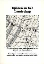 Afbeelding van tweedehands boek: SCHEFFER, CARLA /KOOPSTRA, JANE / VELTMAN, JAN -Sporen in het landschap. Een speurtocht naar oude buitens in het gebied van Voorschoten