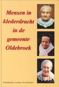 - Mensen in klederdracht in de gemeente Oldebroek