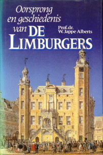 JAPPE ALBERTS, PROF. DR. W - Oorsprong en geschiedenis van de Limburgers