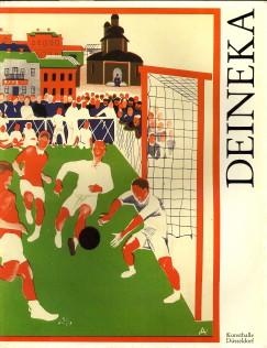 Afbeelding van tweedehands boek: KREMPEL, ULRICH (KATALOG)-Alexander Deineka. Malerei, Graphik, Plakat