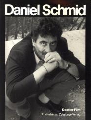 Afbeelding van tweedehands boek: LAMBELET, IRENE (REDAKTION)-Daniel Schmid - Dossier Film