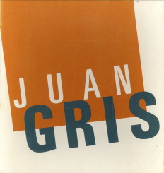 - Juan Gris, Paris 1974