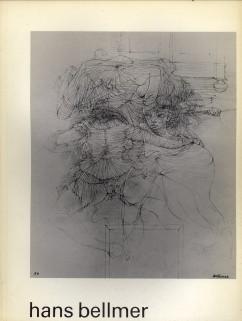 Afbeelding van tweedehands boek: MARTINET, JAN (SAMENSTELLING CATALOGUS)-Hans Bellmer, tekeningen