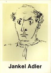 Afbeelding van tweedehands boek: -Jankel Adler. Arbeiten auf Papier