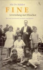 Afbeelding van tweedehands boek: RIDDER, INA DE-Fine. Levenslang met Elsschot
