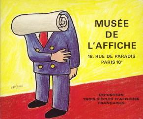- Trois siècles d'affiches françaises
