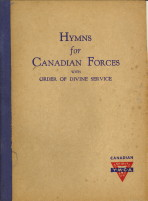 - Hymns for Canadian Forces with order of divine service