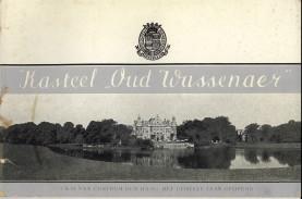 "Afbeelding van tweedehands boek: -Hotel Kasteel Oud-Wassenaar"""""