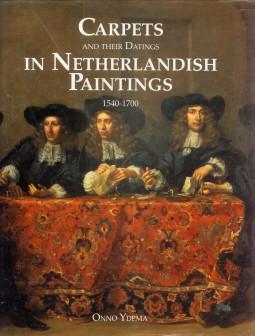 Afbeelding van tweedehands boek: YDEMA, ONNO-Carpets and their datings in the Netherlandish paintings 1540 - 1500