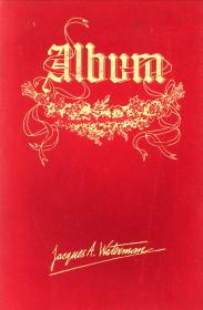 Afbeelding van tweedehands boek: WATERMAN, JACQUES A-Album