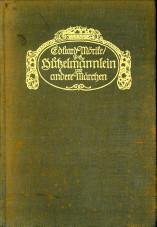 Afbeelding van tweedehands boek: MÖRIKE, EDUARD-Das Hützelmännlein und andere Märchen