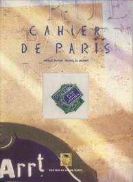 AMBROIS, FRANCIS (TEXTES), PICAUD, ARIELLE ; LOUARN, MICHEL LE - Cahier de paris