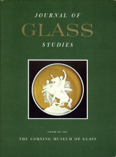 - Journal of Glass Studies. Volume XII